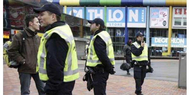 Terrorzelle in Holland ausgehoben