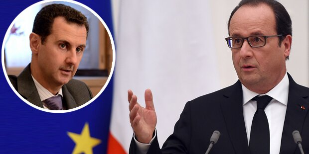 Hollande: Anti-ISIS-Allianz mit Assad-Truppen