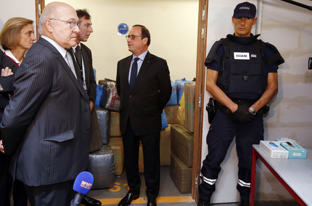 Drogen Paris Hollande
