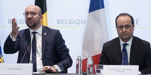 Brüssel: Anti-Terror-Einsatz beendet