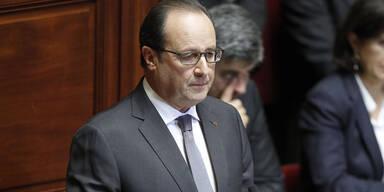 "Hollande: ""Wir werden ISIS zerstören"""