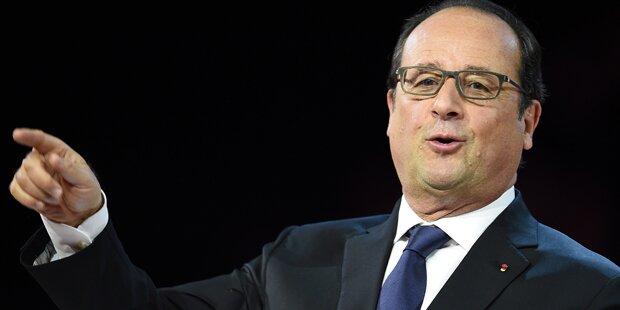 Frankreich will Ausnahmezustand verlängern