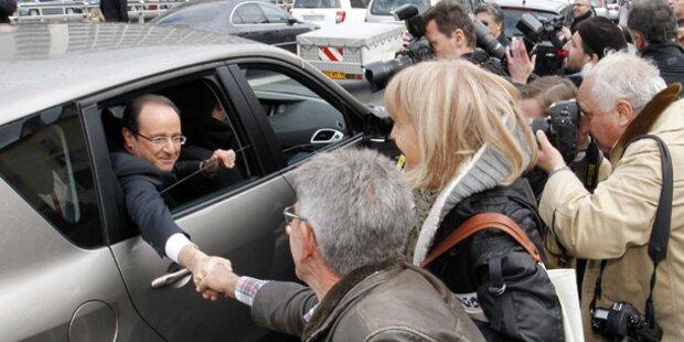 Hollande: Ein französischer