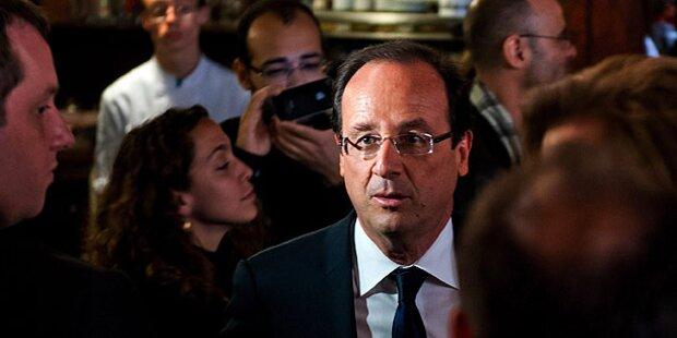 Ganze Nation im Hollande-Taumel