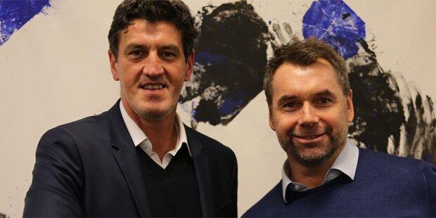 Hollerbach wird neuer HSV-Trainer