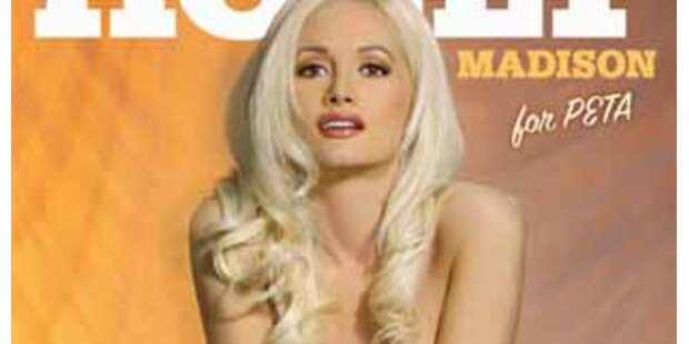 Holly Madison nackt nackt