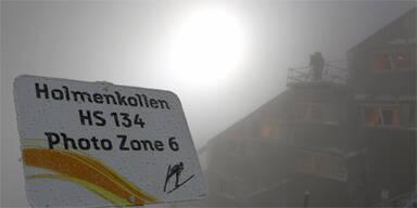 Springer-Quali wegen Nebel verschoben