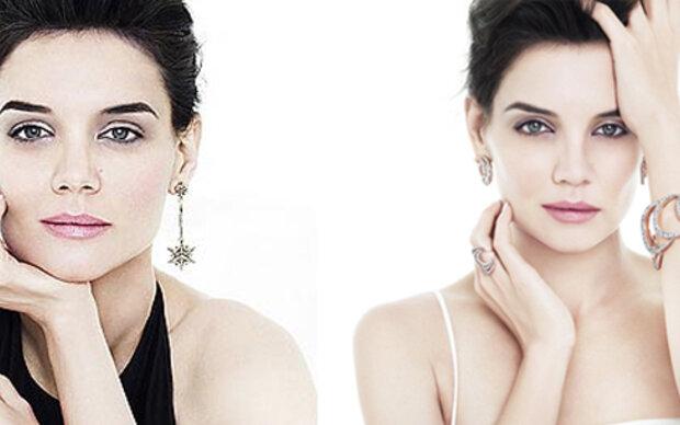 Katie Holmes: Neue Schmuck-Kampagne