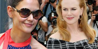 Katie Holmes, Nicole Kidman