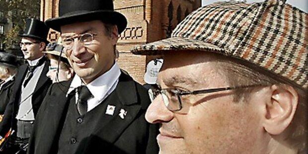 Neuer Sherlock-Holmes-Roman in Arbeit