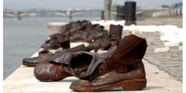 Holocaust-Denkmal in Ungarn geschändet