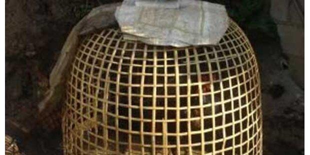 Sohn 20 Monate in Holzkäfig eingesperrt