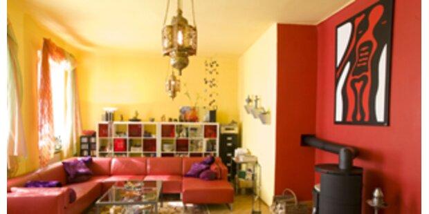 Weite Räume statt Minizimmer