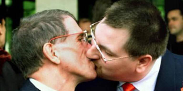 Laut ÖVP kommt die Homo-Ehe so nicht