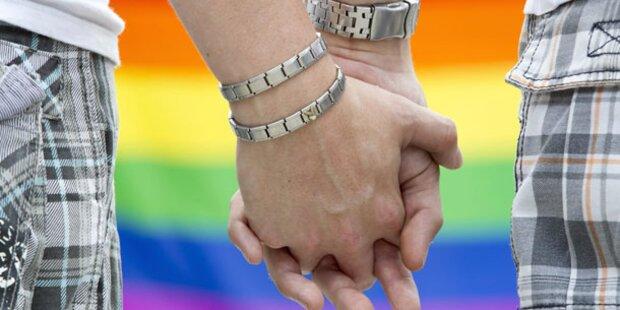 Homo-Ehe an jedem Ort möglich