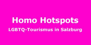 Salzburgs Tourismus setzt auf Homosexuelle