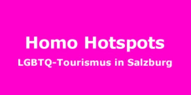 Salzburgs Tourismus setzt auf Homosexuelle.