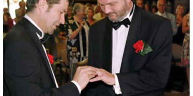 Norwegen erlaubt Heirat von Homosexuellen
