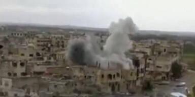 Wieder 24 Tote: Syrien Massaker geht weiter
