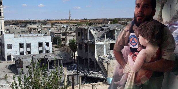 Bombardiert Putin nur Assad-Gegner?