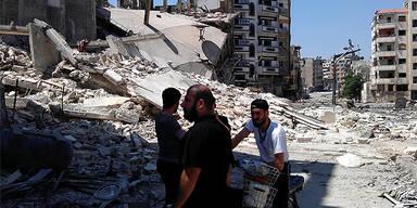 Homs / Syrien