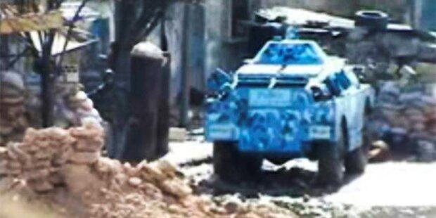Syrien: Mehrere Tote bei Explosionen