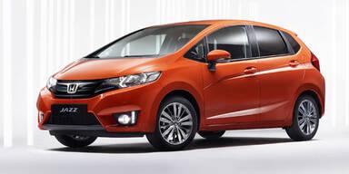 Das ist der neue Honda Jazz