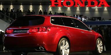 Hondas Konzept-Wagen Accord Tourer