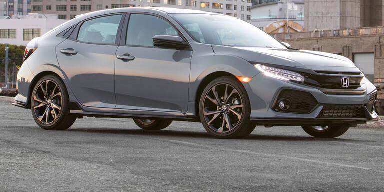 Das kostet der völlig neue Honda Civic