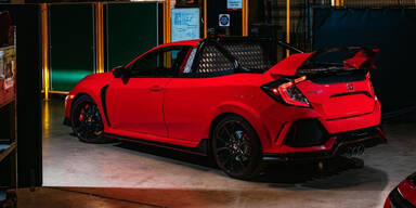 Honda baut Civic Type R zu Pick-up um
