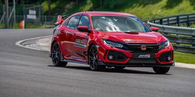 Civic Type R holt auch 5. Rundenrekord