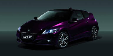 Honda verpasst dem CR-Z ein Facelift