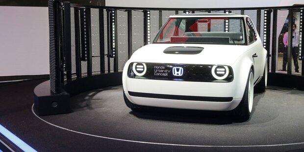 Honda zeigt cooles E-Auto im Golf I Look