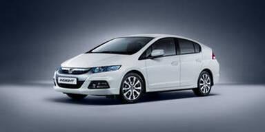 Neuer Honda Insight und Civic auf der IAA