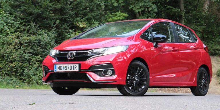 Honda Jazz mit Top-Motor im Test