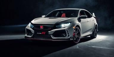 Das ist der neue Honda Civic Type R