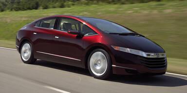 Honda und GM entwickeln Brennstoffzelle