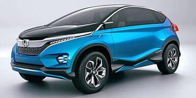 Honda stellt die Studie Vision XS-1 vor