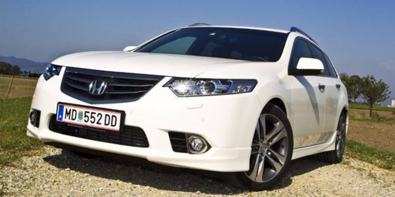 Honda Accord fliegt aus dem Programm