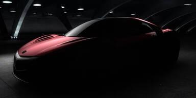Serienversion des neuen NSX kommt