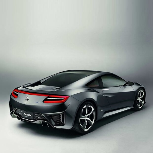 Neuer Honda NSX 2014 Feiert Europapremiere