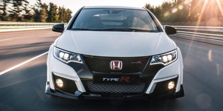 Das kostet der neue Civic Type R