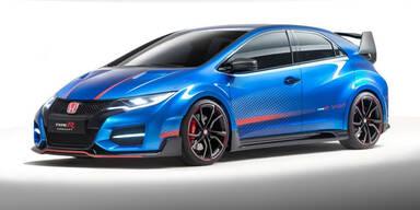 So kommt der Honda Civic Type R