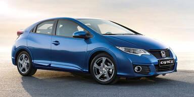 Honda bringt den Civic X-Edition