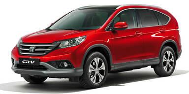 Alle Infos vom neuen Honda CR-V
