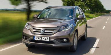 Preise des Honda CR-V mit 120-PS-Diesel