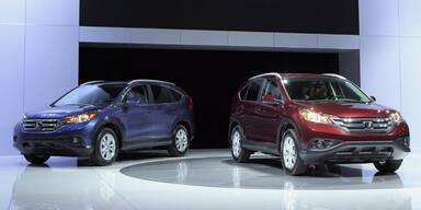 Weltpremiere des neuen Honda CR-V