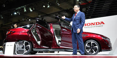 Honda setzt voll auf saubere Autos