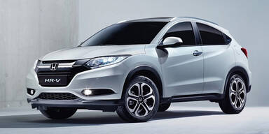 Honda HR-V kommt mit Sparmotoren