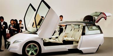 Honda CR-Z, EV-N und neuer Hybrid